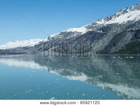 Reflecting Glacier Bay