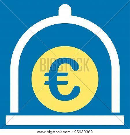 Euro Standard Flat Icon