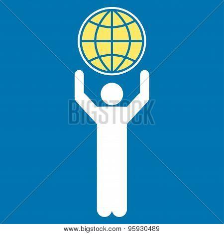 Globalist icon