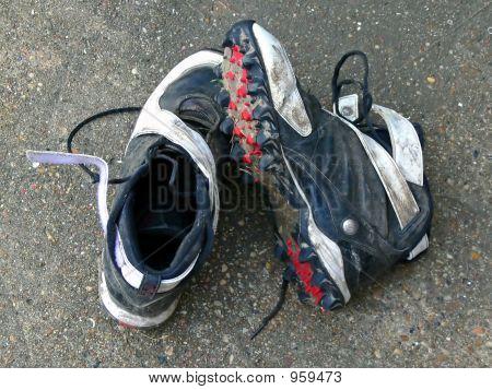 Muddy Cleats