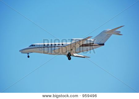 Private Charter Jet