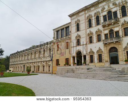 Villa Contarini in Piazzola sul Brenta