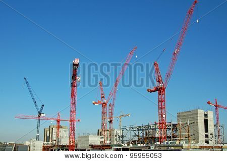 Cranes Building Westfield, West London