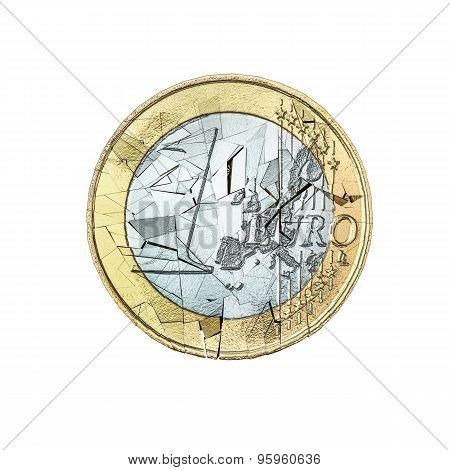 Cracked Euro