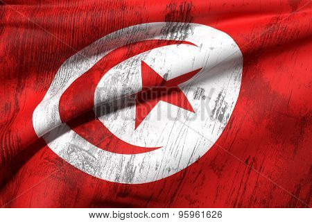 Tunisia Flag