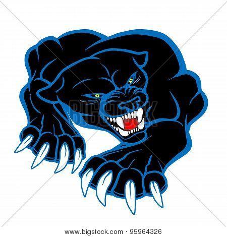 Monster pantera