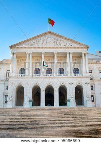 Portuguese Parliament Building, Lisbon