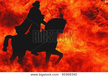 Apocalyptic Horseman