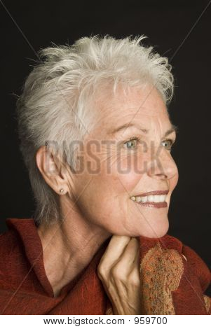 Beautiful Mature Woman