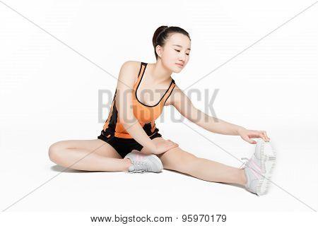 Dance Studio Girl