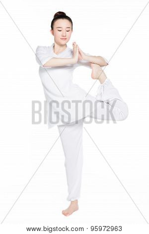 Yoga Leg Support
