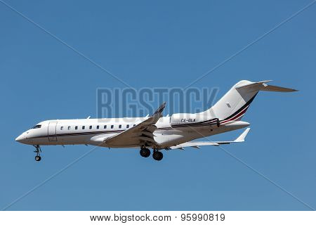 Bombardier Global Express Aircraft