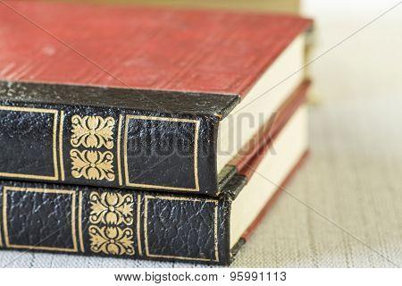 book detail closeup