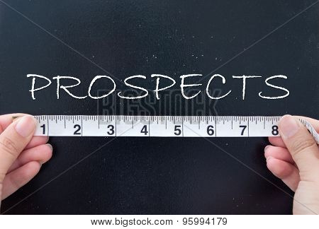 Measuring Prospects