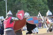 stock photo of battle  - Vileyka - JPG