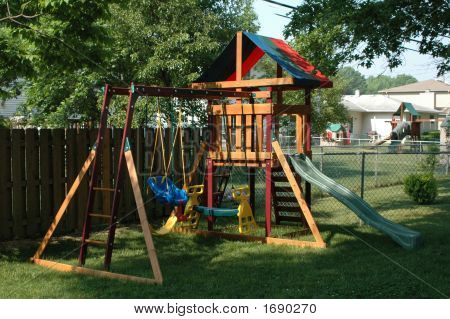 Child'S Swingset