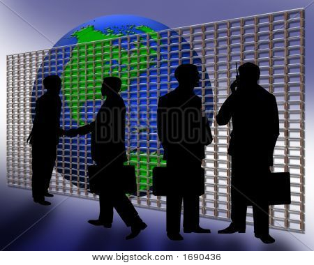Global Business Men