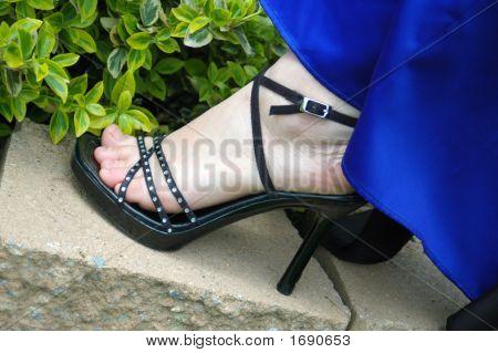 Formal Occasion Foot Attire