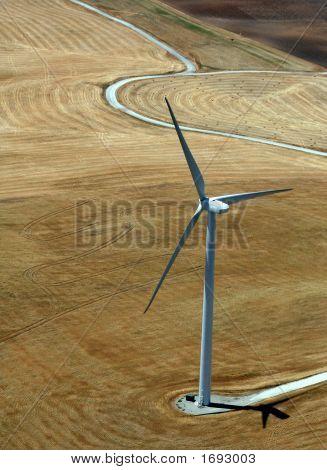 Green Power Windmill