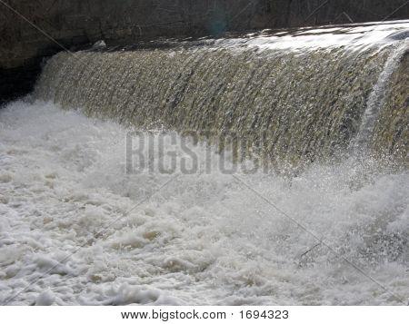 New England Waterfall