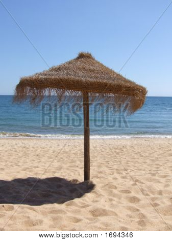 Wicker Sunshade Sea & Sand