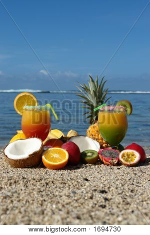 Cocktail Of Fruits