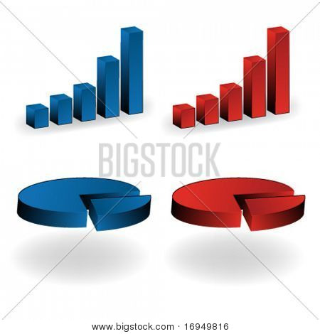 3d colored graphs