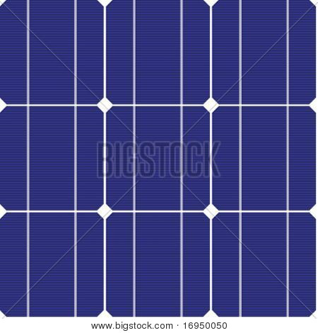 vector photovoltaic seamless pattern