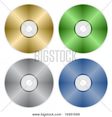 vector compact discs
