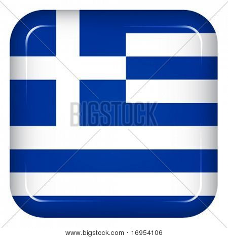 Vector greece flag