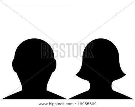 vector sexo avatares