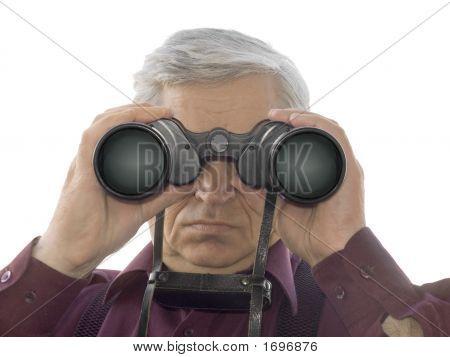 Men With Binoculars