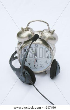 Watch And Headphone
