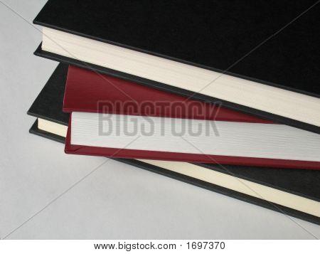 Books In Black  Red