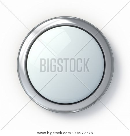 Empty white button