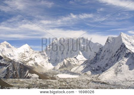 Himalaya Mountain Peak