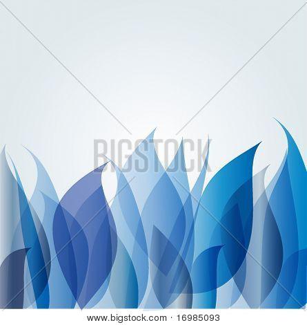Blue grass. Jpeg format.