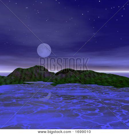 Cold Baren Island