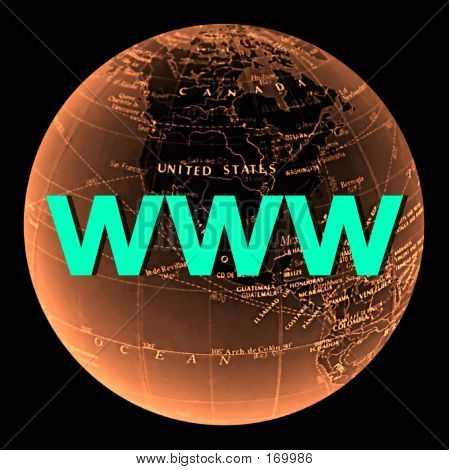 Internet, World wide web