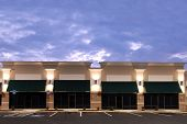 stock photo of commercial building  - New Commercial Space available for lease or sell - JPG