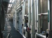 pic of air conditioning  - Engineering infrastructure of a modern public building - JPG