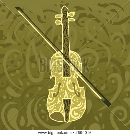 Country Music Background - Fiddle