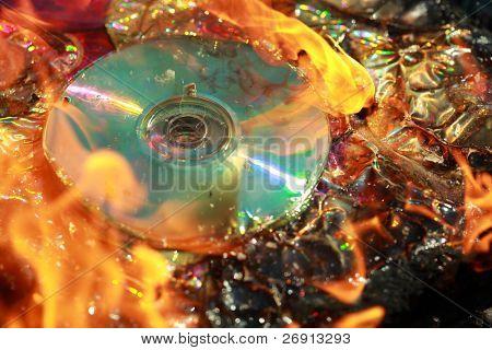 burning dvd