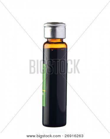 vial isolated