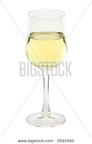 White Wine With Path