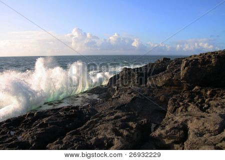 Irish wave