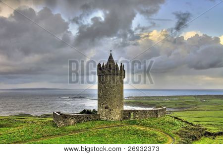Doolin tower