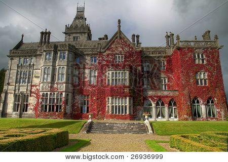 Adare mansion in Ireland