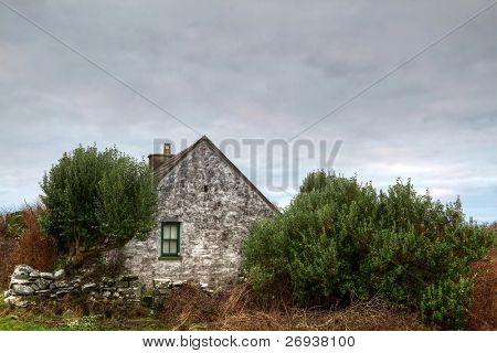 Irish cottage house