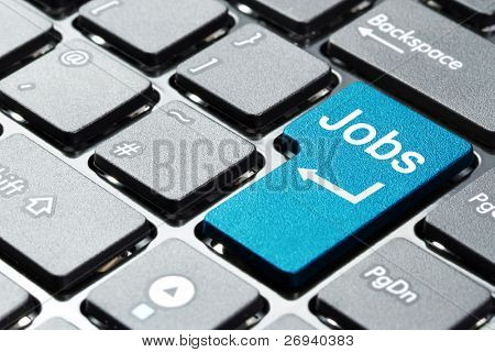 Jobs button on keyboard